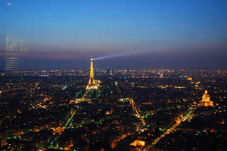 "Paris ""by Night"""